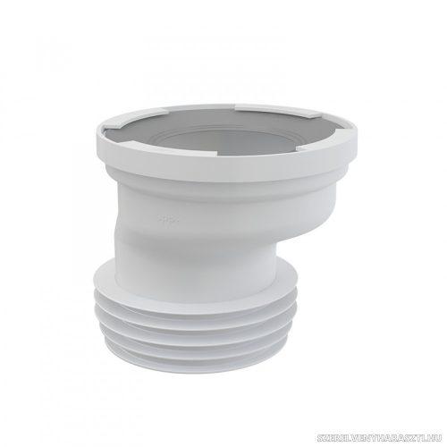 Excentrikus csatlakozó a WC-hez 20 mm
