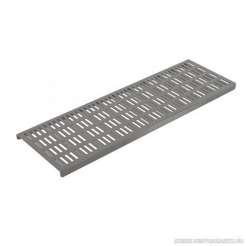 Fedrács az ipari rácsos sarokfolyókához AISI 304 rozsdamentes acél