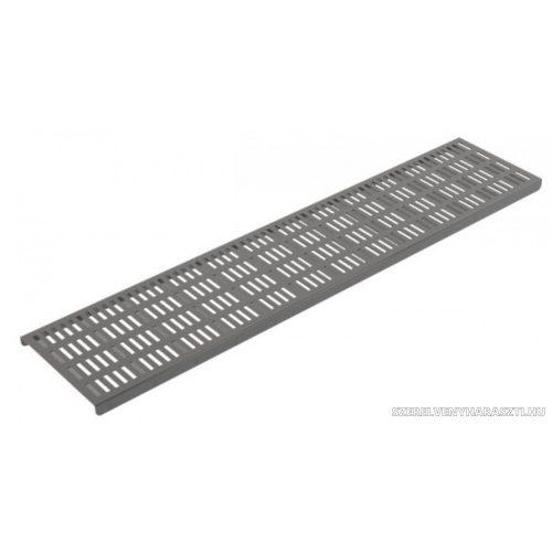 Fedrács az 1 ágú APR1 ipari padlóösszefolyóhoz AISI 304 rozsdamentes acél