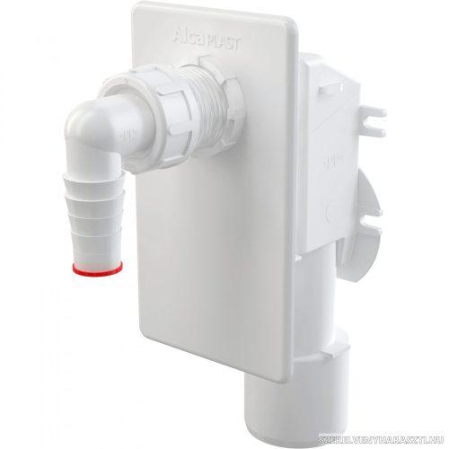 Falba szerelhető mosógép szifon fehér előlappal
