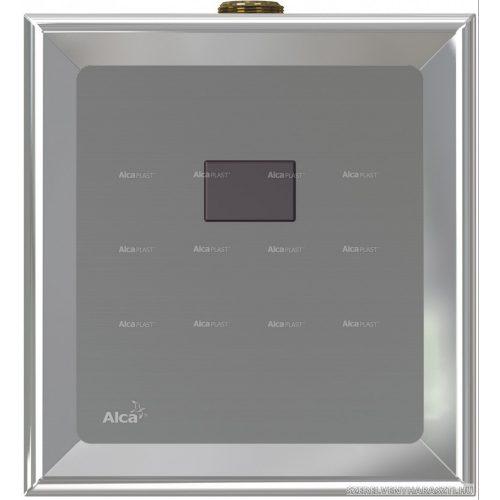 Automata piszoár öblítő, króm, 12 V (hálózati)