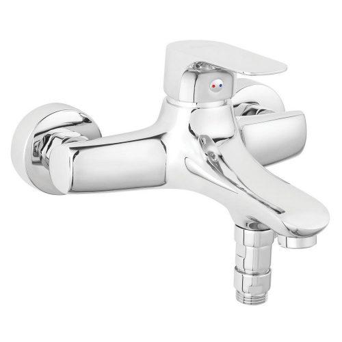 TIGA VerdeLine kádcsaptelep kerámia zuhanyváltóval
