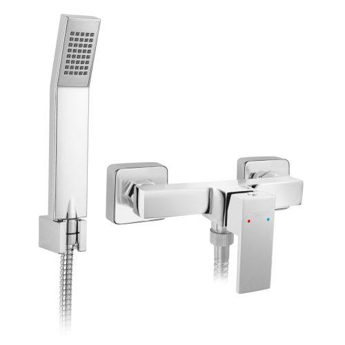 ZICCO zuhanycsaptelep fali tartós zuhanyszettel