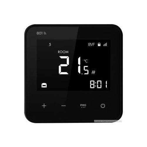 BVF 801 wifi termosztát + 3m padlószenzor (fekete) (RT801BL)