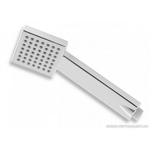1 funkciós szögletes kézizuhany