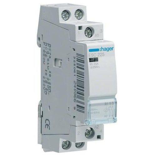 Kontaktor 25A teljesítménykapcsoló relé (SPPWS)