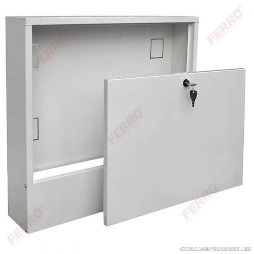 Falon kívüli osztószekrény, 815/580/120