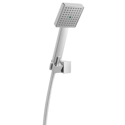 AMIGO VerdeLine víz- és energiatakarékos kézizuhanyszett fali zuhanytartóval